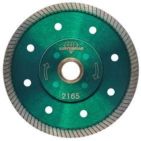 "AUSTROMEX 2165 Disco diamante Rin continuo 4.5"""