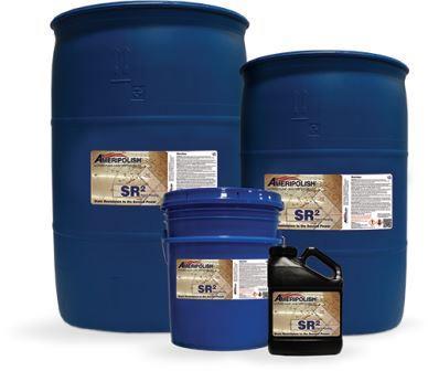 SR2 - Sellador repelente de liquidos y de manchas para concreto pulido