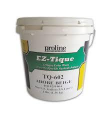 EZ-TIQUE - Tinta base acrílica para efecto antiguo