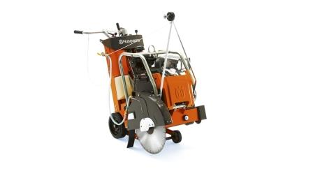 FS 524 cortadora de concreto Motor gasolina 20HP