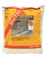 Sika Fiber Bolsa Biodegradable 0.6 kg