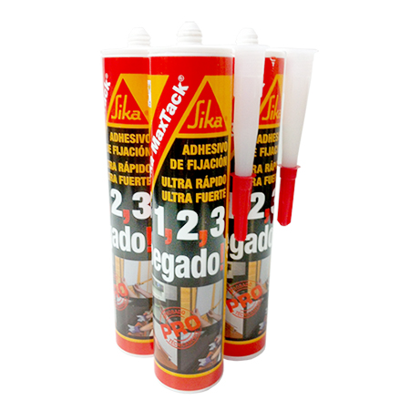 Sika MaxTack Cartucho 300 ml