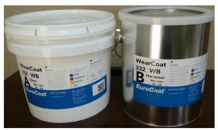 WearCoat 332WB - Acabado de pisos de Poliuretano alifatico base agua