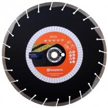 """VH10- Disco de corte Segmentado 14"""" para asfalto y concreto verde"""