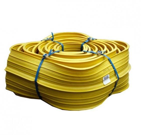 Banda de PVC O-15 Rollo 25.0 m/15.96 kg