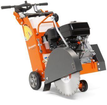 FS400 Cortadora para concreto y asfalto con motor de 13 HP