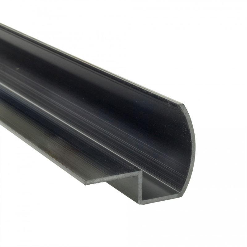 Half Bullnose HB001- Forma para cubierta de concreto