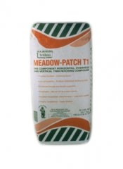 Meadow-Patch T1- Mortero parchador para reparaciones delgadas de un componente